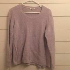 Madewell Cable Sweater